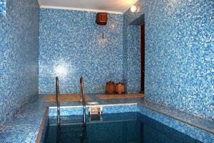 JJ готель басейн